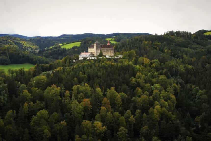 Castle | Schloss Krumbach International School